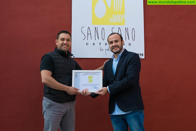 AFA La Palma suma un nuevo aliado para mejorar la calidad de vida de las pesonas afectadas por una demencia: Sano Sano Catering
