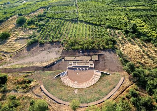 Το Αρχαίο Θέατρο της Μίεζας ανοίγει ξανά στο κοινό