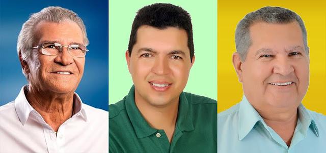 Opinião em Goiana: Edval 35,4% e Osvaldinho 35,1% Menezes 16,3%
