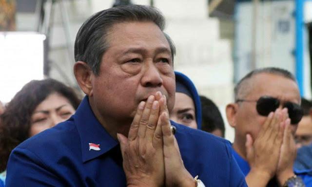 SBY Tak Hadiri Upacara Bendera Di Istana