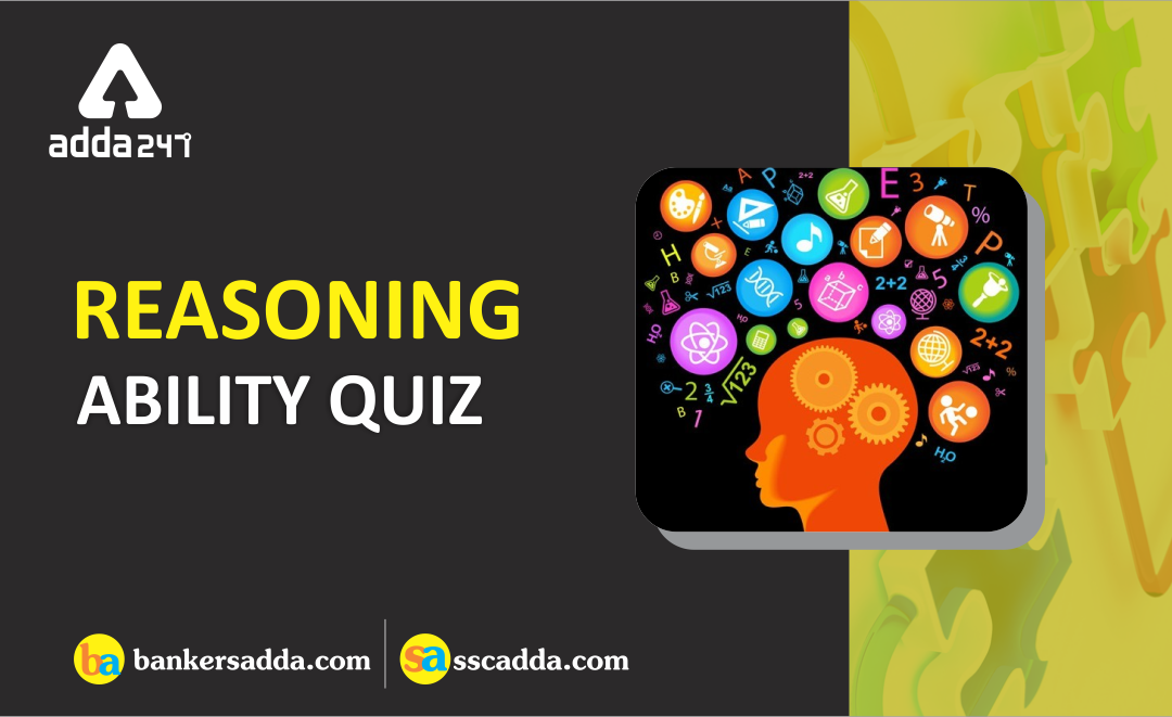 Reasoning Quiz for Canara PO Exam: 13th December 2018