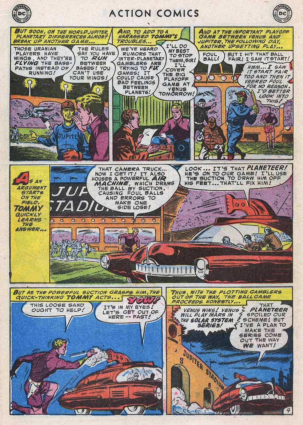 Read online Action Comics (1938) comic -  Issue #196 - 28