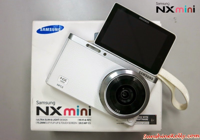 Samsung NX Mini Smart Camera, Photo Marathon Challenge