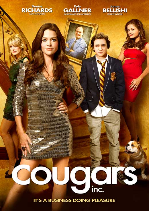 Cougars Inc เก๋าแบบนี้ นี่แหละตัวพ่อ [HD][พากย์ไทย]