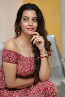 Diksha Panth in a Deep neck Short dress at Maya Mall pre release function ~ Celebrities Exclusive Galleries 002.JPG