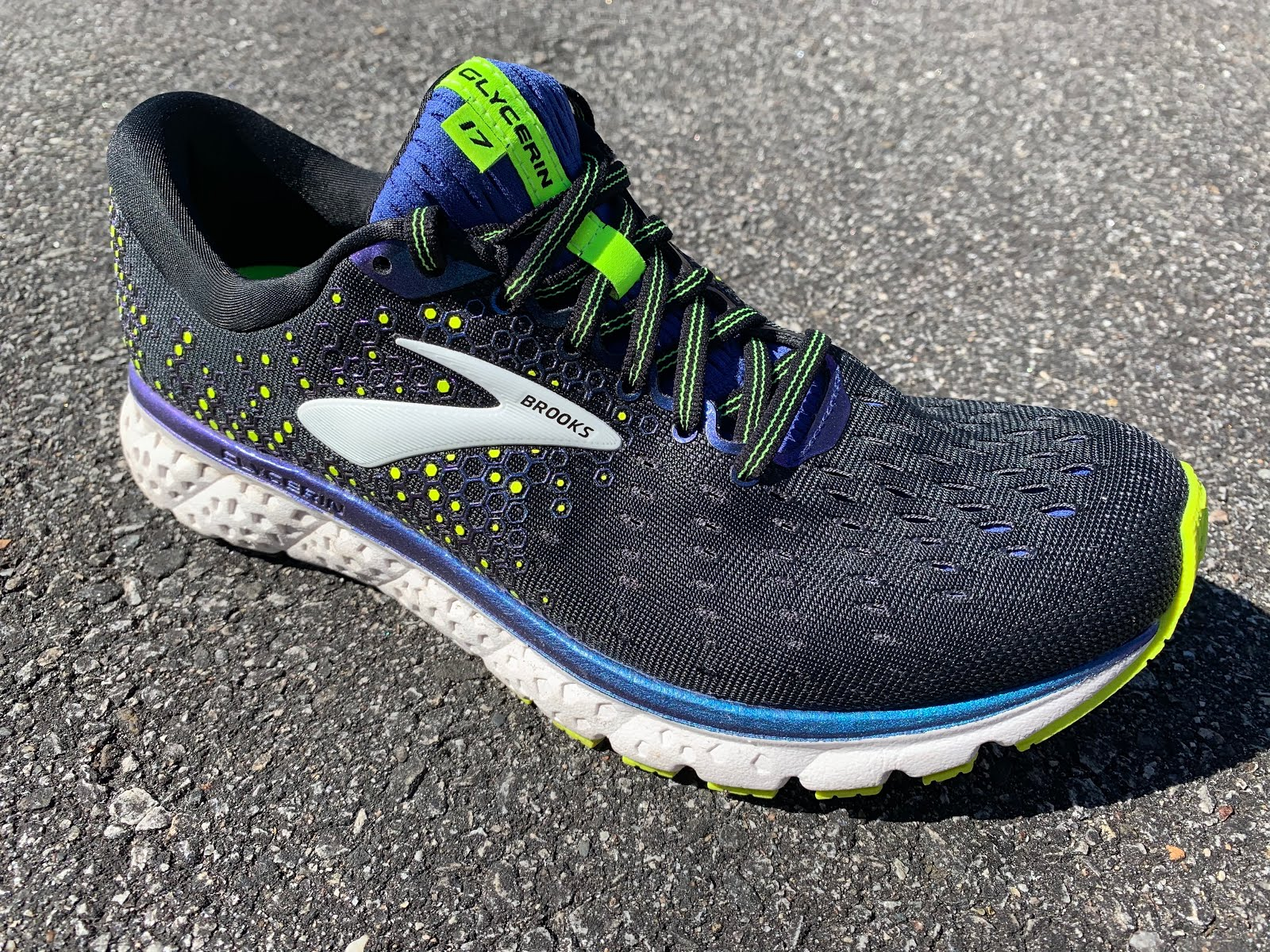 67f28b3886 Brooks Running Glycerin 17 Multi Tester Review: Plush, Flexible and Lively