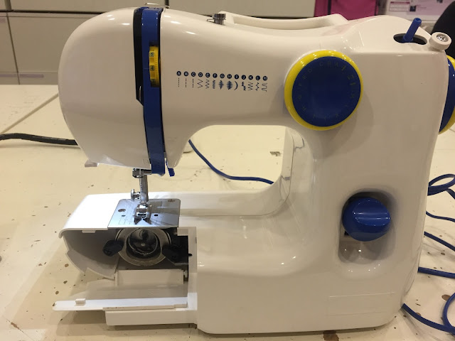 Venture & Roam: My Ikea Sewing Machine