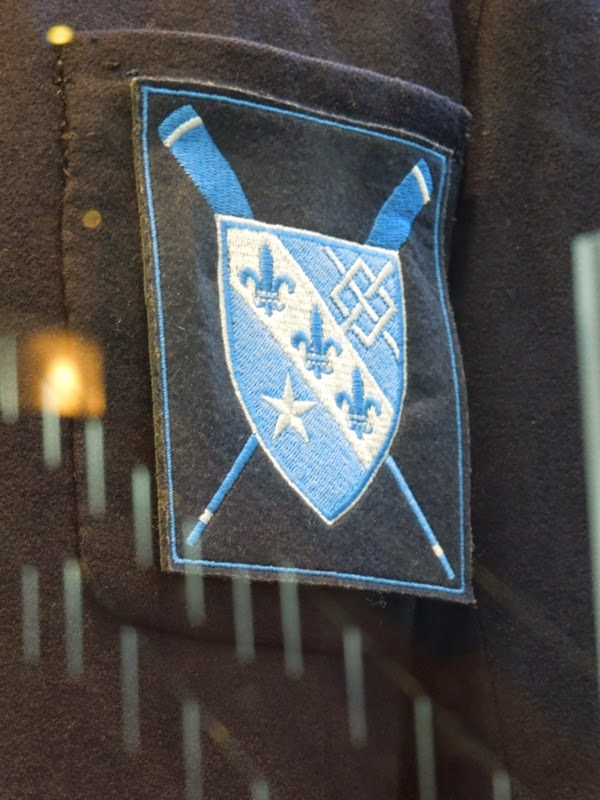 Theory of Everything Cambridge University rowing crest