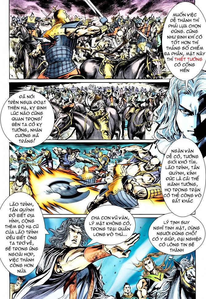 Đại Đường Uy Long chapter 44 trang 15