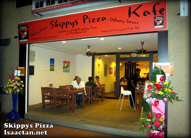 Skippys Pizza Phileo Damansara