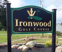 entrance campo de golfe