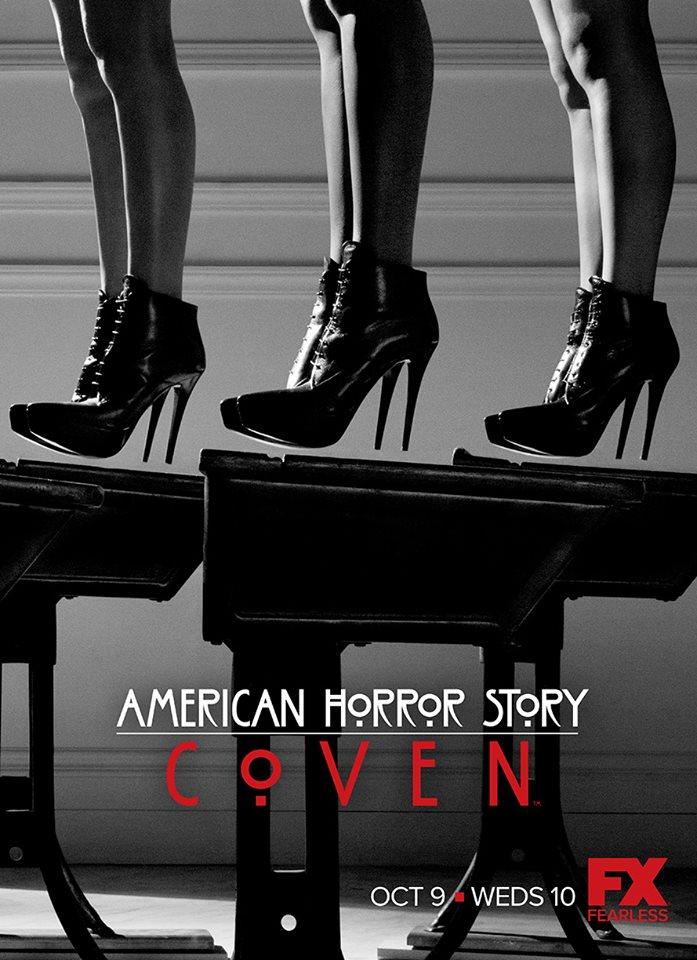 Todo lo que debes saber sobre American Horror Story, Coven.