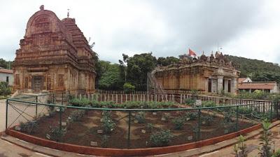 Kumaraswami Temple Complex Krauncha Giri Karnataka