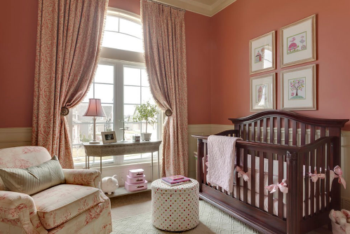 Turn the nursery into a safety zone