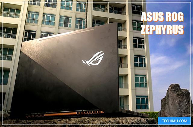 Harga dan spesifikasi ASUS ROG Zephyrus GX501