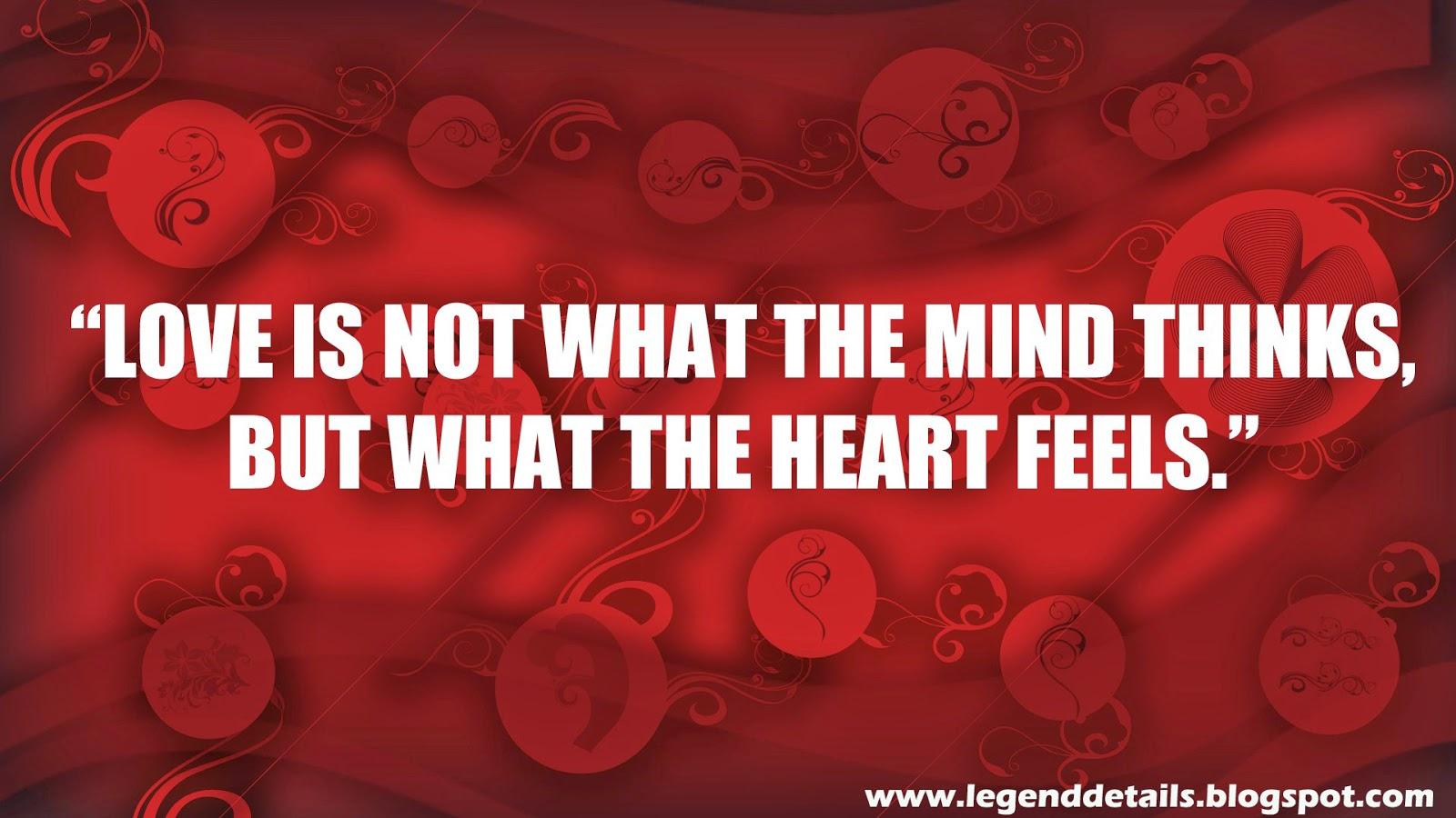 True Love Quotes Wallpaper: Legendary Quotes
