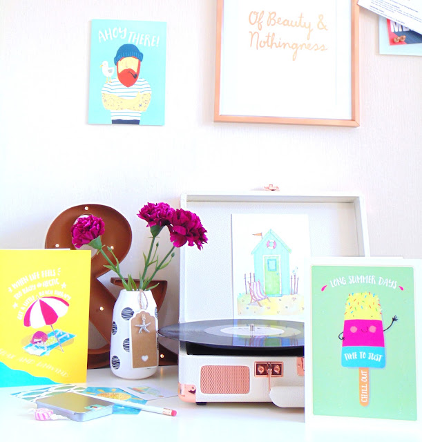 Sherbet Lane Stationery Subscription Box