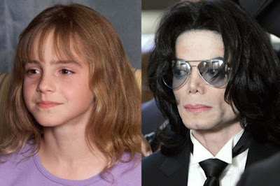 Instamag-Michael Jackson wanted to marry Emma Watson