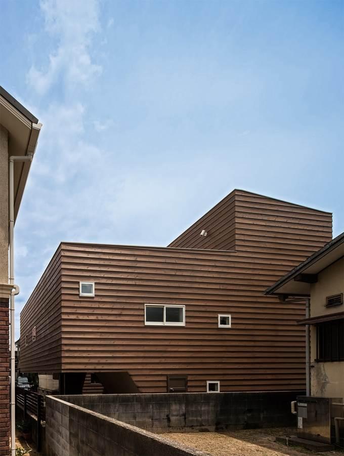 keiko maita architect office house