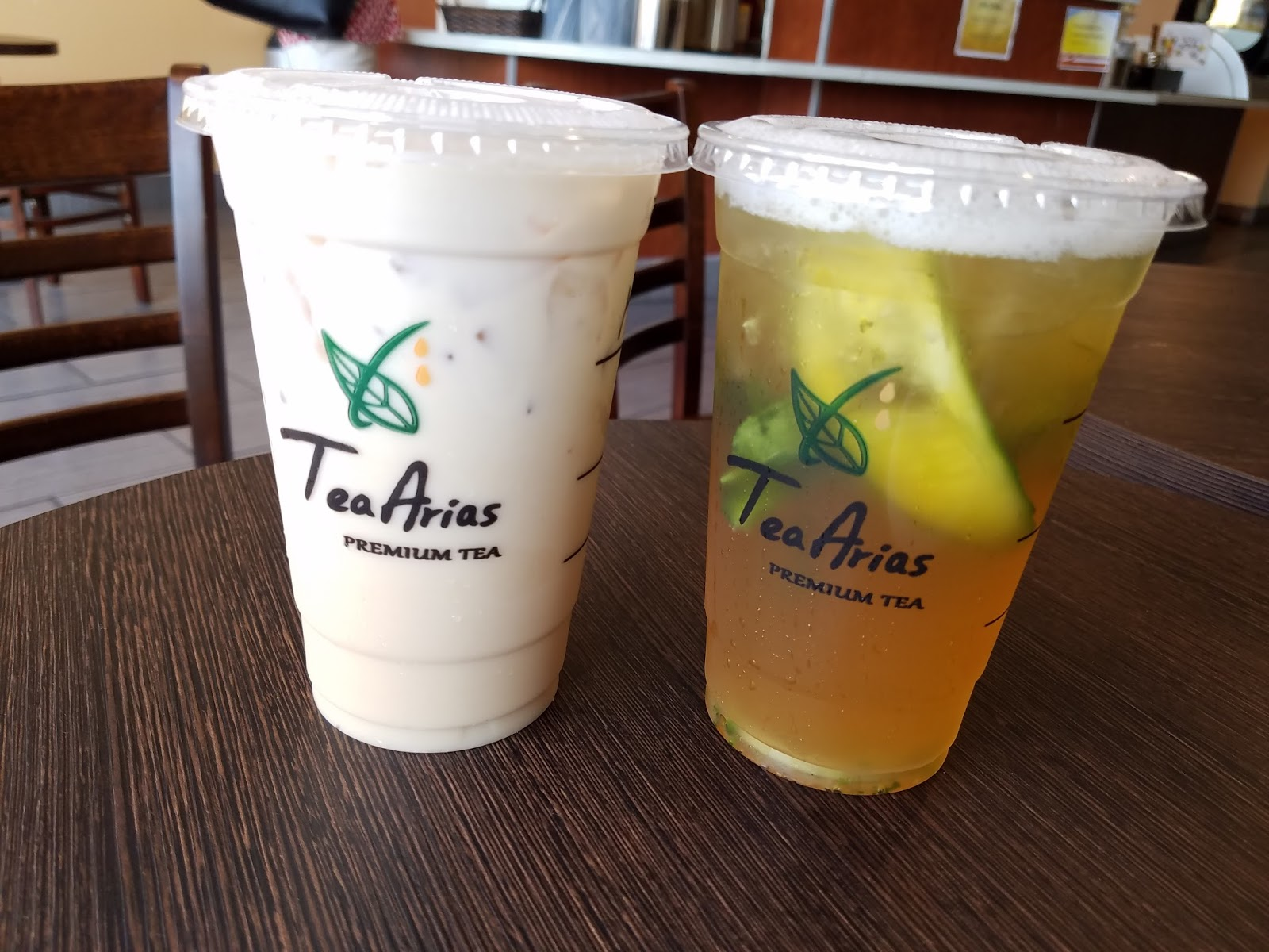 5 - 7pm Everyday | Bogo Free Drinks @ Tea Arias - Huntington Beach