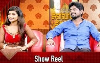 Kalavani Sirukki Movie team Interview in Showreel