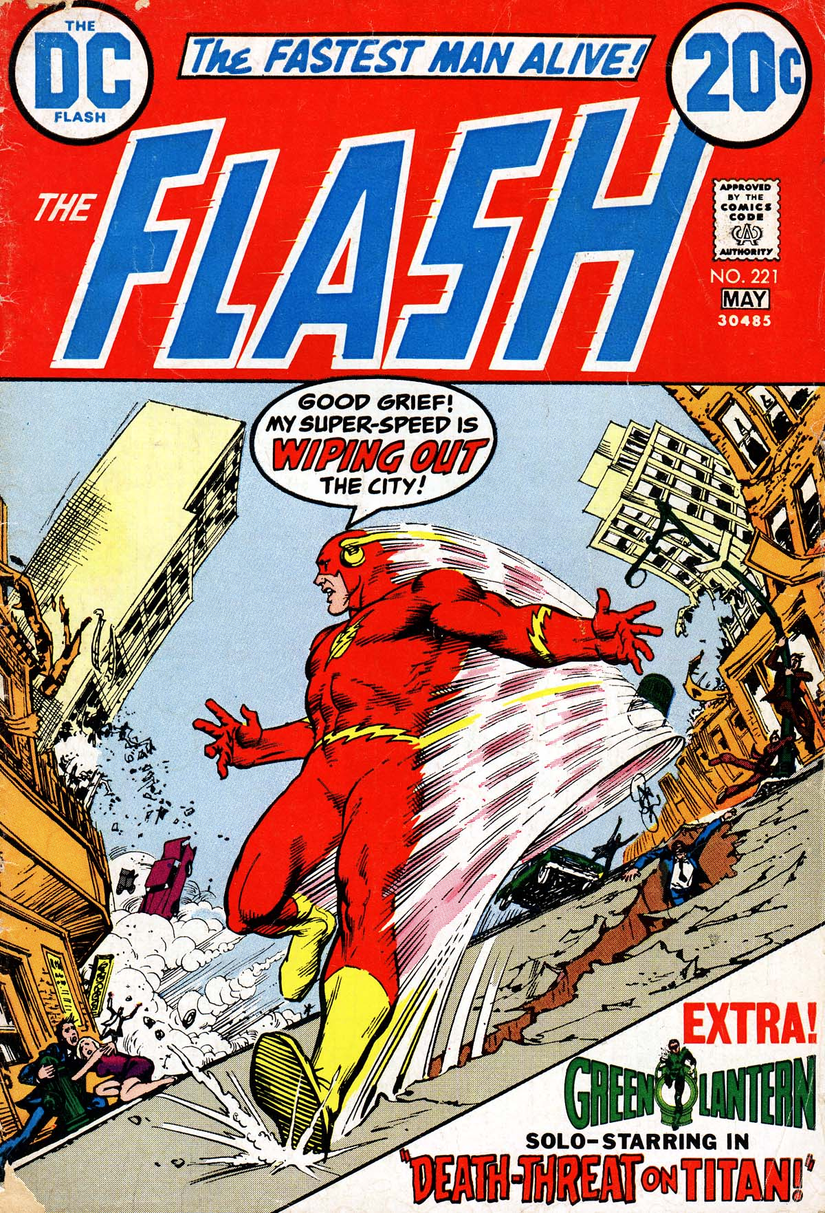 The Flash (1959) 221 Page 1