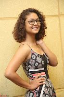 Actress Aditi Myakal Looks gorgeous in Sleeveless Deep Neck Top at Ami Tumi success meet ~  Exclusive 154.JPG
