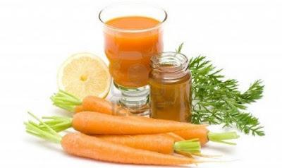 manfaat wortel untuk kesehatan dan kecantikan