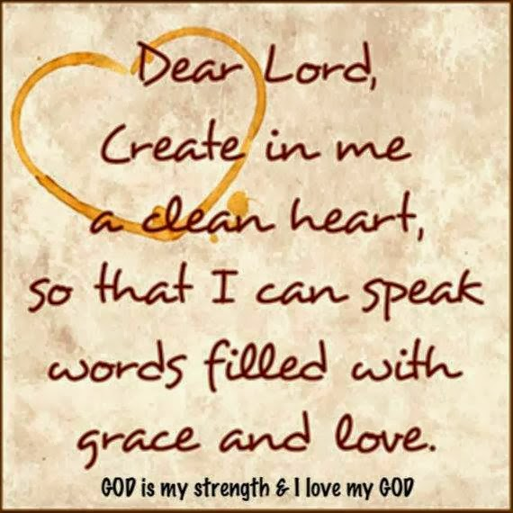 Grace and Love of God