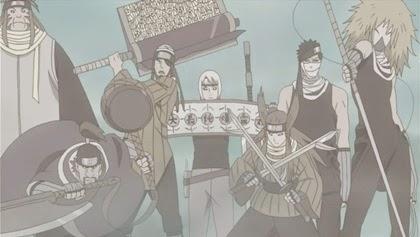 เจ็ดดาบนินจาแห่งคิริงาคุเระ (Seven Ninja Swordsmen of the Mist)