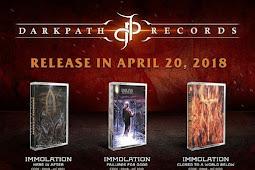 Tiga Buah Album Immolatin Akan Rilis di Indonesia Melalui Darkpath Records Dalam Bentuk Kaset