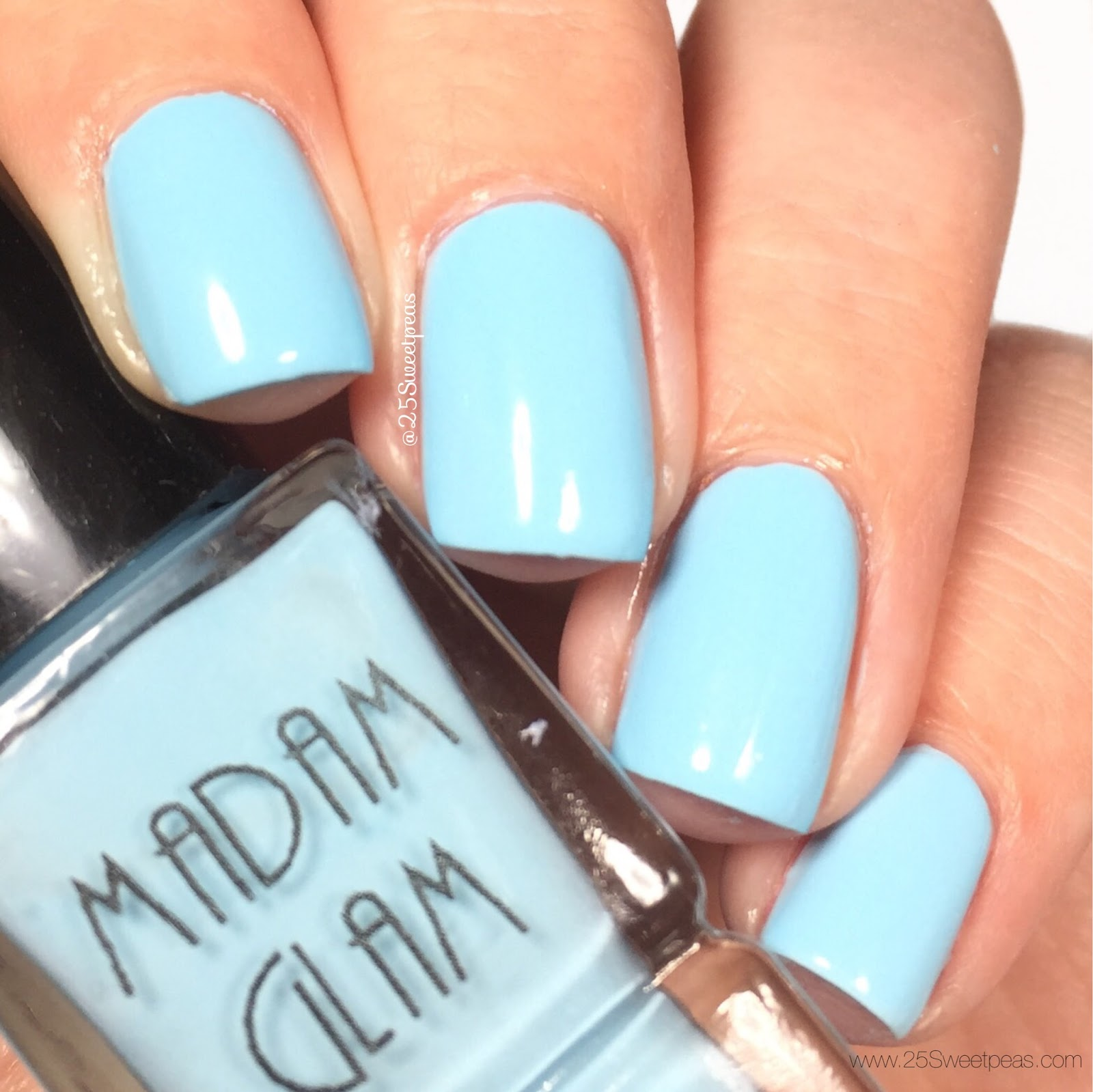 Madam Glam Blue Mood