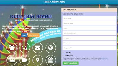 Membuat Website Seperti Facebook menggunakan CMS Open Source Social Network