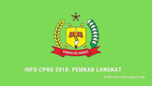 Pengumuman Hasil SKD Pemkab Langkat CPNS 2018 - BKD Langkat