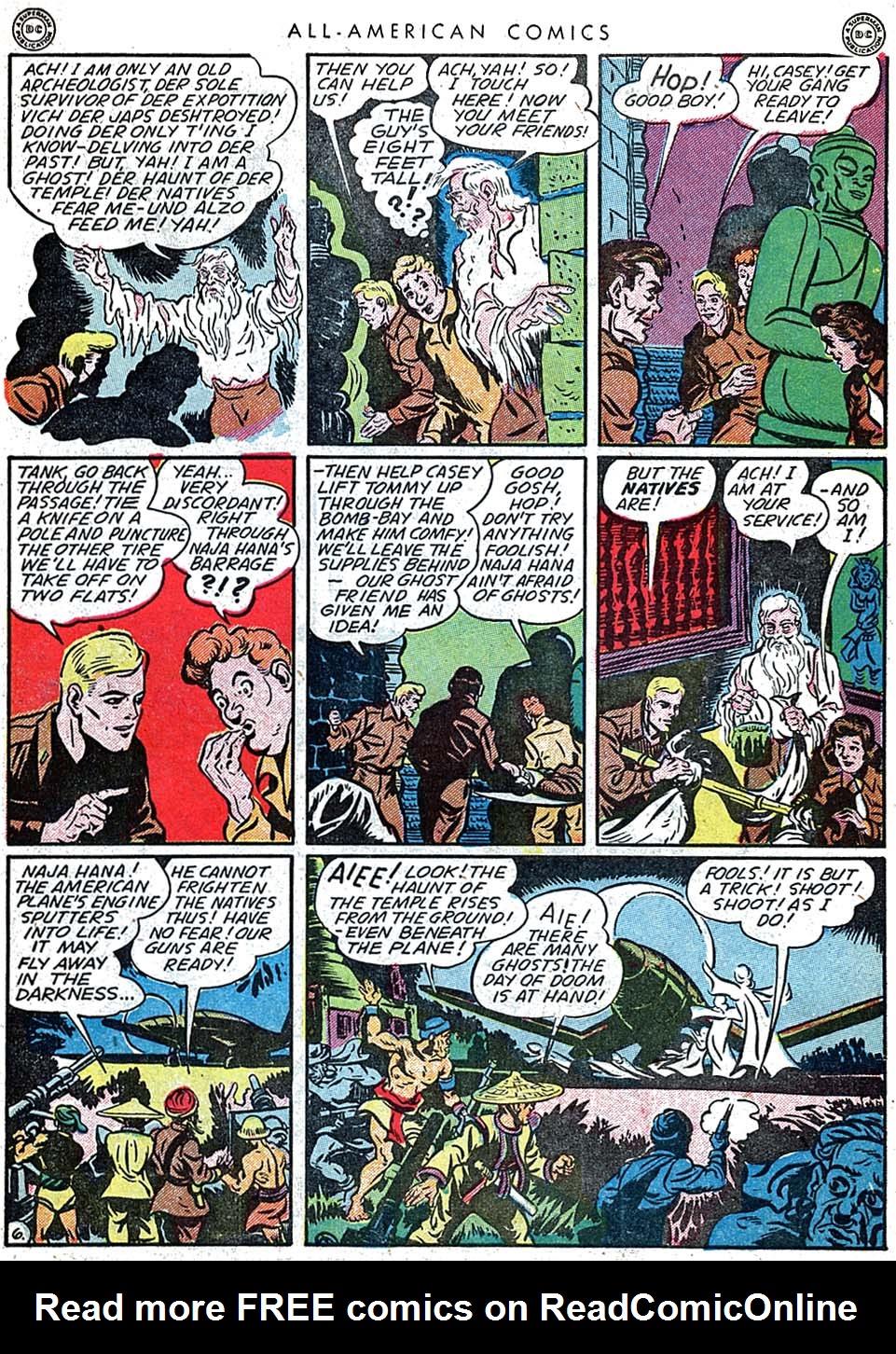 Read online All-American Comics (1939) comic -  Issue #62 - 47