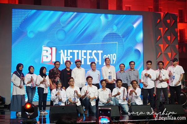 PEMENANG BINETIFEST 2019 BANK INDONESIA