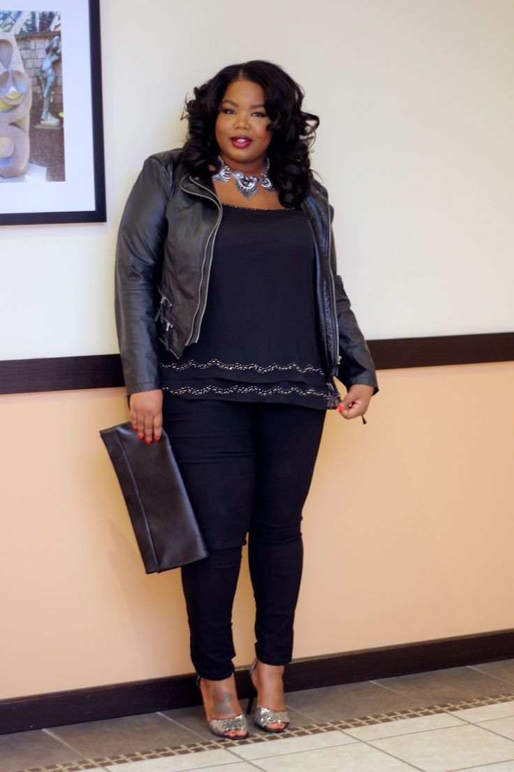 New Years Eve Plus Size Outfit Ideas