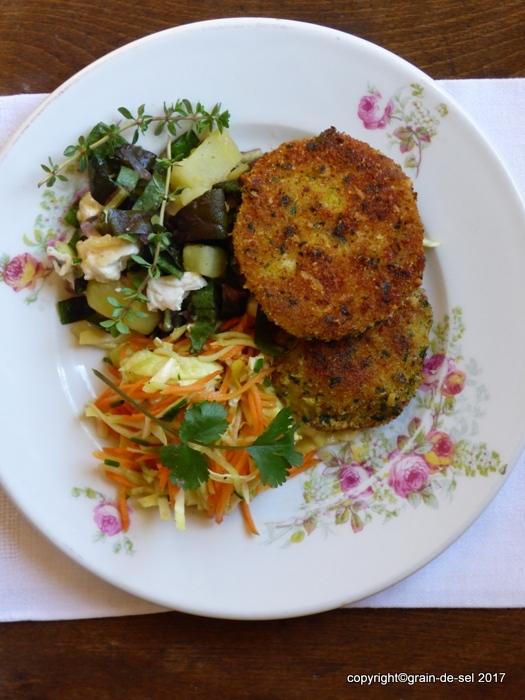 Salat Plus-Plus: Kartoffelsalat, Kohlrabi-Schnitzel, Asia-Salat