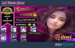 Link Alternatif QDewi Judi Poker Online
