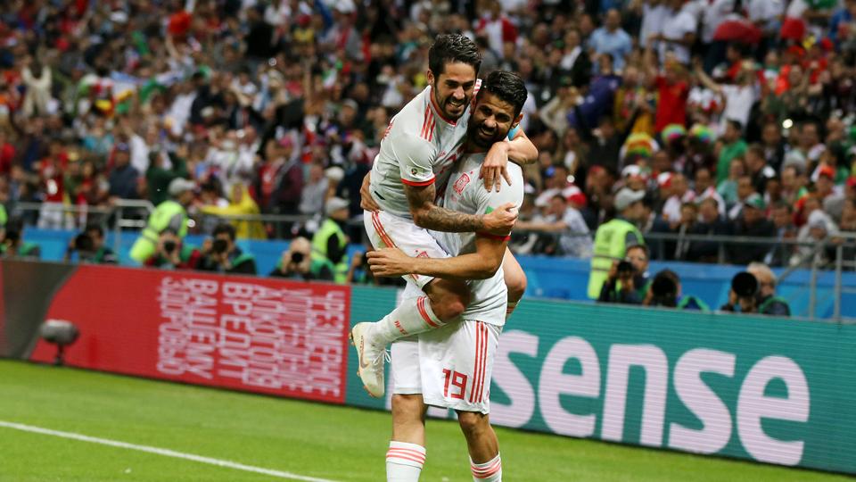 FIFA World Cup 2018 | Spain vs Morocco |