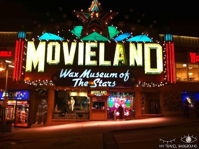 "My Travel Background : 4 jours au Canada - Niagara Falls, le ""Las Vegas Canadien"""