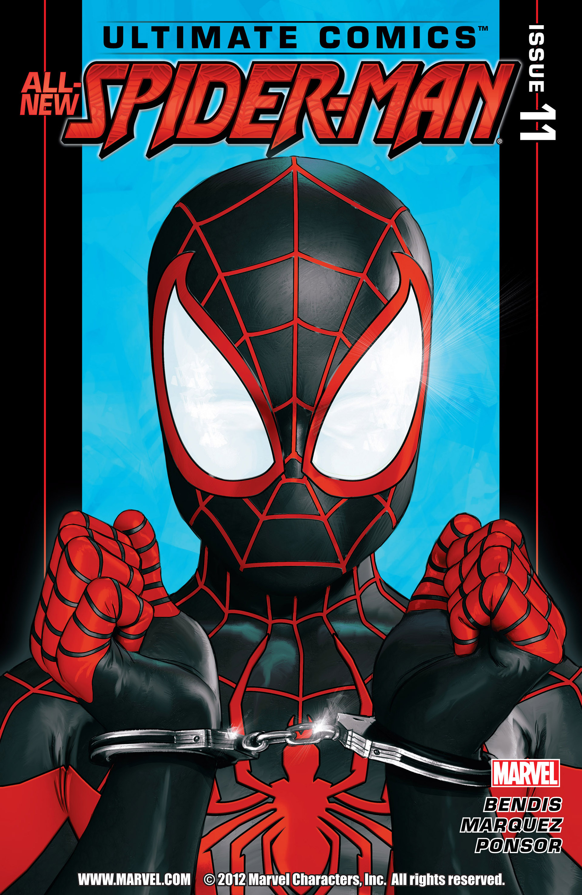Read online Ultimate Comics Spider-Man (2011) comic -  Issue #11 - 1