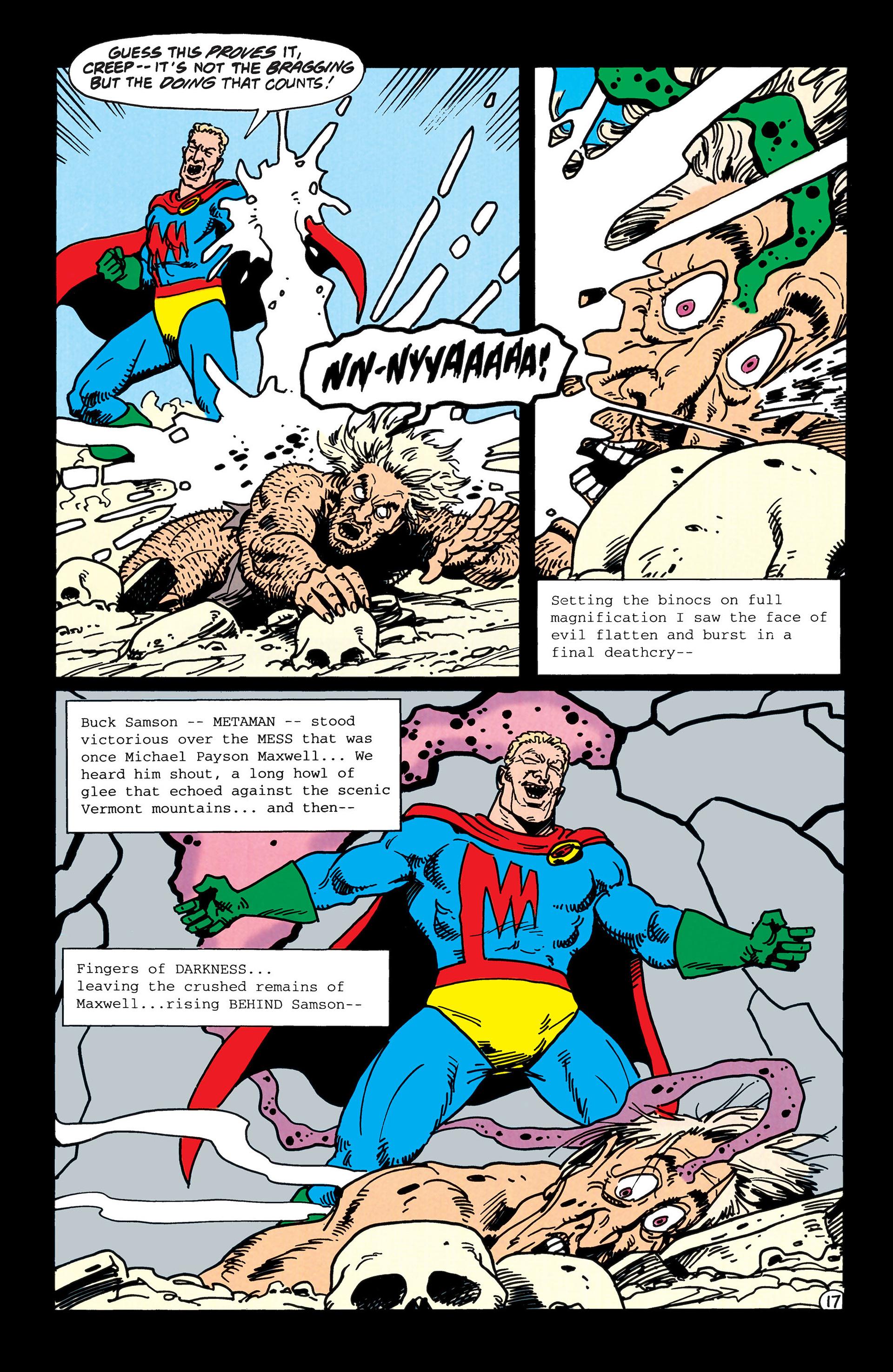 Read online Animal Man (1988) comic -  Issue #50 - 17