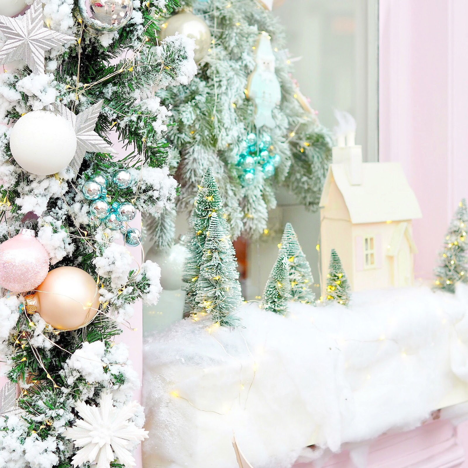 I'm Dreaming Of A Pink Christmas | Love, Catherine