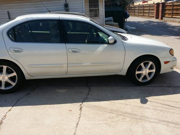 2002 infiniti i35 for sale by owner okc 2800 craigslist garage sales oklahoma city. Black Bedroom Furniture Sets. Home Design Ideas