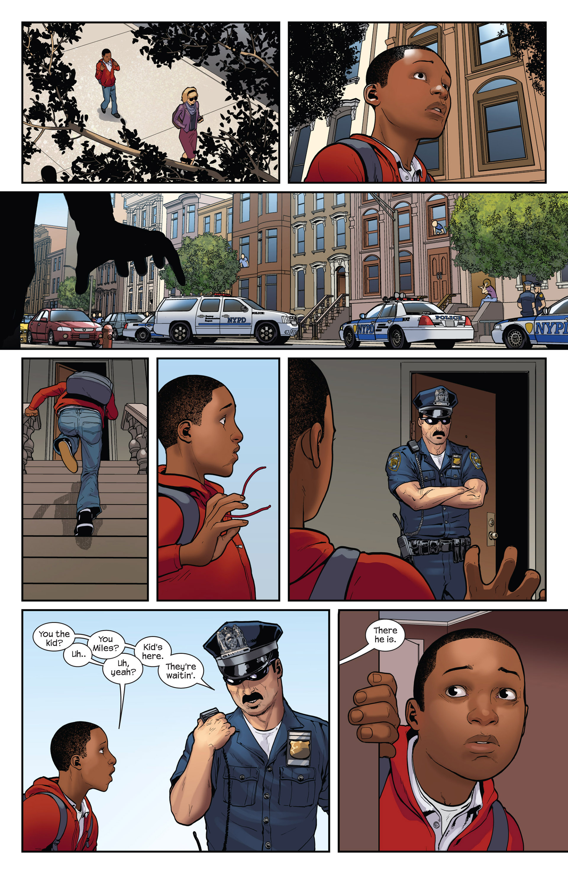 Read online Ultimate Comics Spider-Man (2011) comic -  Issue #15 - 9
