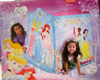 Disney Princess Hide 'N Play PlayHut