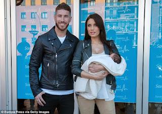 Ramos And His Wife Pilar