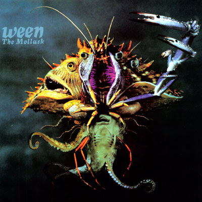Rest In Peace, Storm Thorgerson: Ween - The Mollusk