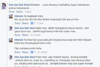 Suka Dukanya Jadi Marketing